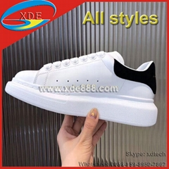 Wholesale Alexander         Shoes White Sneakers Oversized Sneakers Couple Shoes (Hot Product - 16*)