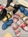 Louis Vuitton Sandals Flat Sandals Louis Vuitton Escale Palma LV Slides
