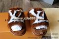 Mink Fur Slides               Slippers               Shoes  5