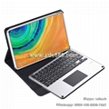 Touchpad Keyboard For iPad Bluetooth Keyboard Cases Covers for Tablet PC