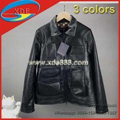 Quality               Jacket Leather Jackets               Leather Vest Fur Coat