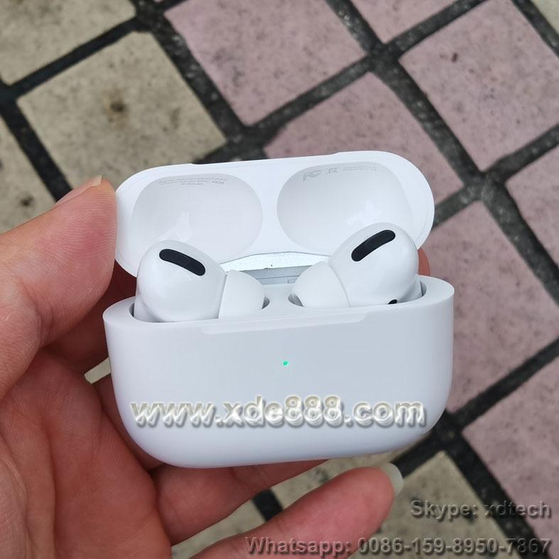 New Apple Airpods Pro Apple Earbuds Wireless Earphones 3
