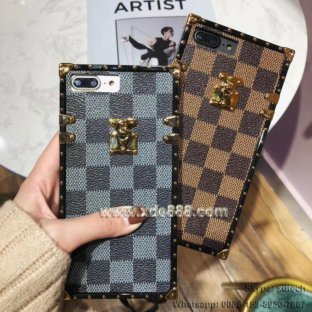 Brand Phone Covers Cases for iPhones Quality Phone Cases Luxury Phone Cases 4