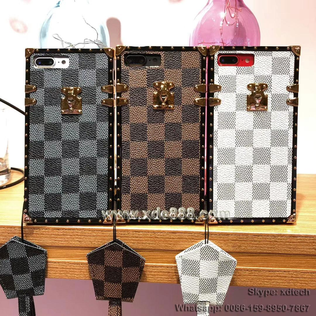 Brand Phone Covers Cases for iPhones Quality Phone Cases Luxury Phone Cases 5