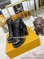 Sexy Louis Vuitton Boots Heeled Ankle Boots Lady Boots Women Shoes Quality Heels