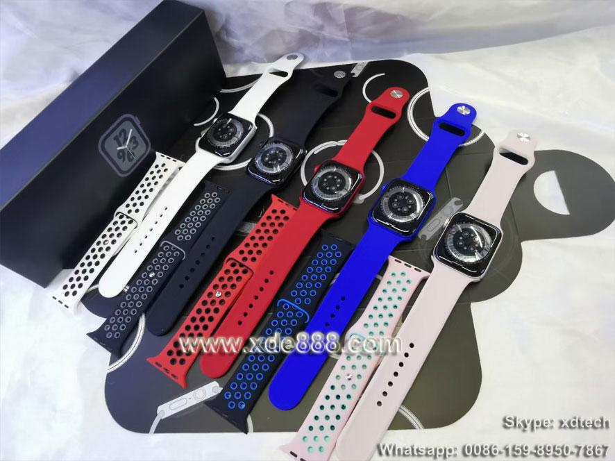 1:1 Clone Apple Watch Series 6 Best Quality Apple Watches Latest Apple Watch 6 4