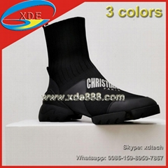 Top Quality      Boots Sock Boots Diro Shoes Cool Casual Shoes Women Boots