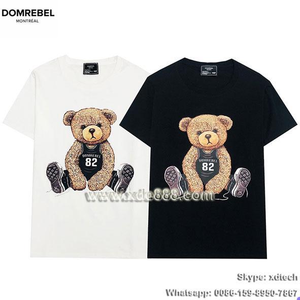 Wholesale T-shirt High Quality T-Shirt Brand Shirts Men's T-Shirt Men's Clothes 18