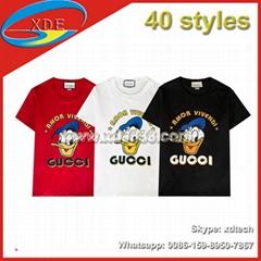 Wholesale T-Shirt High Quality T-Shirt Brand Shirts Men's T-Shirt Men's Clothes
