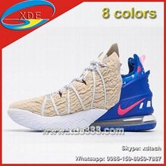 LeBron XVIII EP High Jordan Shoes      Sneakers      Air Jordan