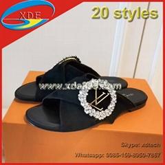Sandals Flat Sandals               Escale Palma    Slides