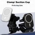 Wholesale Car Chargers Wireless Car Charger Strong Clamps High Detection 2