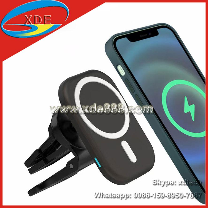 Wholesale Car Chargers Wireless Car Charger Strong Clamps High Detection 1