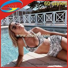 High Quality Sexy Lady Swimsuits Big Brand Bikini Beach Suits