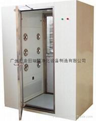 四川食品風淋室