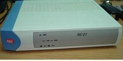 E1轉以太網 RIC-E1/AC/UTP