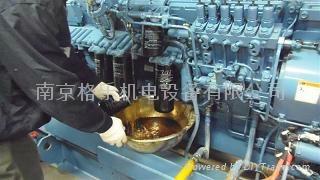 南京柴油发电机保养维修 1