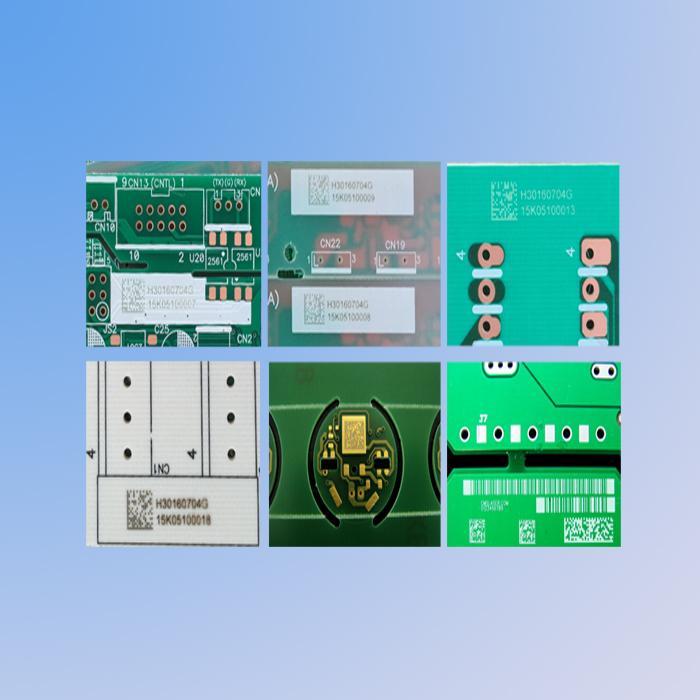 光纤PCB激光打标机 2