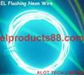 EL Wire EL Flashing Wire EL Light Wires Cold Light Wiring ( HNR 0011 )