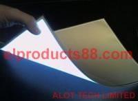 EL Flashing Backlight EL White Color Backlight Display