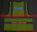 EL POLICE Safety Vest