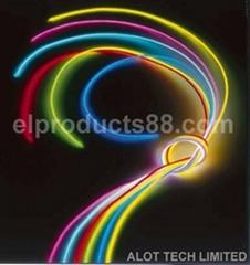 EL发光材料装修装饰线冷光线缆 发光线 舞台灯光道具