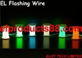 EL Wire for Party Lighting Dance Costumes China Manufactures
