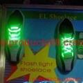 EL Lighting Shoelaces EL Wire Dancing