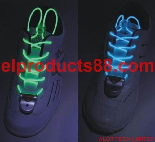 EL Lighting Shoelaces