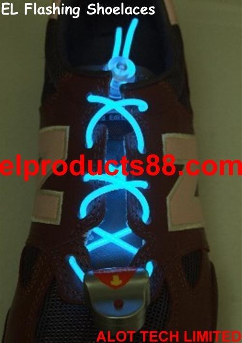 EL发光鞋带
