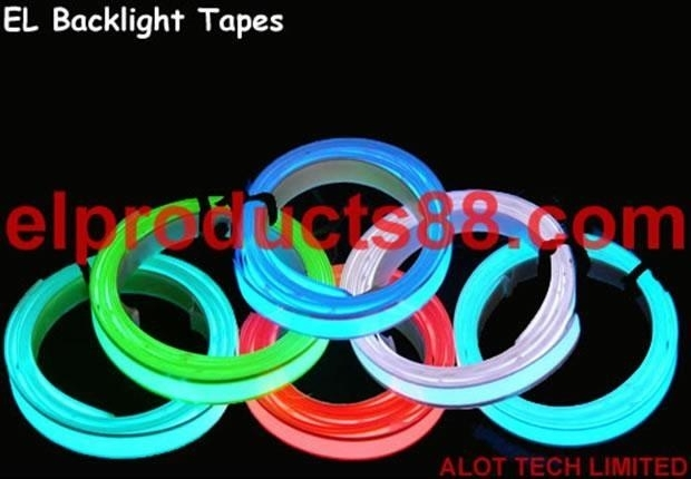 Cuttable Lighting EL Backlight Tapes