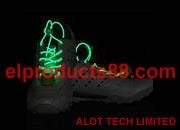EL Glowing Shoelaces Flashing Shoestrings EL Wire