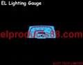 EL Lighting Gauge EL Flashing Vehicle Gauge EL Panel