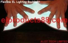 EL照明背光源冷光片 柔性發光片