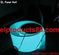 Hot EL Panel Rolls Electroluminsecence Festival Lighting ( HNR 0201 )