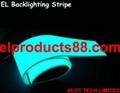 EL Backlight EL Pliable Panel Backlight Cut it at will