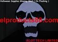 Hot Halloween Supplies AniMotion Chomping Skull Disneyland Park ( HNR 0202 )