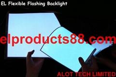 EL发光柔性背光源冷光片背光 发光片 EL冷光片
