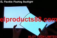Flexible EL Panel Backlight EL Flashing Panel Backlit