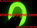 Welted Lighting Wire EL Wire for Costumes Lighting Party Props