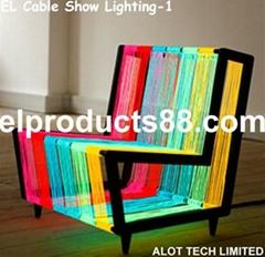 EL Wire China Manufacturer ( HNR 0116 )