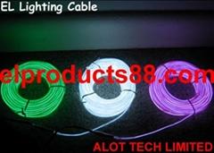 Hot EL Cable EL Wire