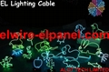 HOT EL Wire Holiday Mold Making EL Flashing Wire