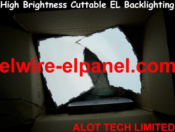 EL Panel Cuttable EL Backlight ELTape 1