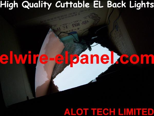 EL Panel Cuttable EL Backlight ELTape 2