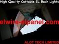 EL Panel Cuttable EL Backlight ELTape 2
