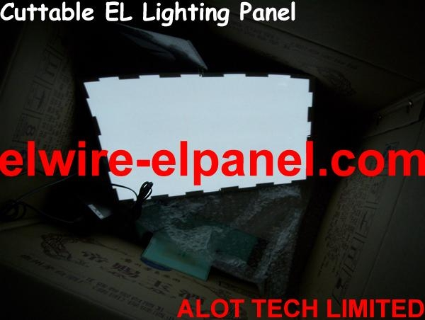 EL Panel Cuttable EL Backlight ELTape 3