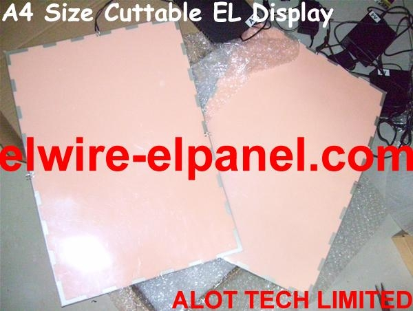 EL Panel Cuttable EL Backlight ELTape 5