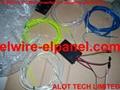 EL发光线演出服专用15米驱动器 4节7号电池 无外接电池盒 4