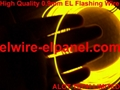 EL Wire Top Quality dia=0.9 mm